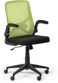 Kancelárska stolička Flexi, zelená