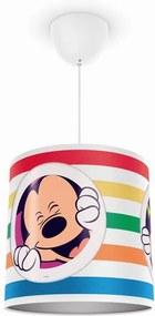 detské stropné svietidlo Philips MICKEY MOUSE 1x23W E27