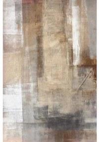 TEMPO KONDELA Esmarina Typ 1 koberec hnedá / sivá