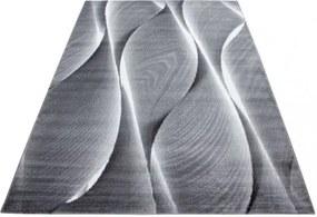 Ayyildiz koberce Kusový koberec Parma 9310 black - 200x290 cm