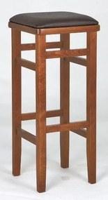 Drevená barová stolička 3250T