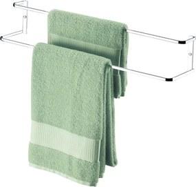Dvojitý vešiak na uteráky Future Fine Line, 60 cm
