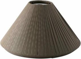 FARO Barcelona FARO 71598 - Textilné tienidlo HUE E27 priemer 66 cm FA71598