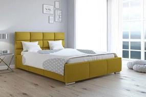 Moderná posteľ Fiena 140x200 cm