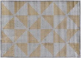 COSMOPOLITAN DESIGN Koberec Benelux 120 × 170 × 0,5 cm