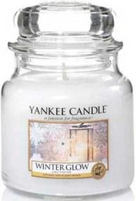 Yankee candle WINTER GLOW STREDNÁ SVIEČKA 1342538
