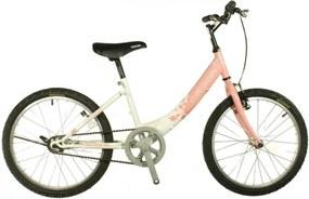 "Neuzer 20"" Detský bicykel CINDY 1SPD ružovo-biela 2018"