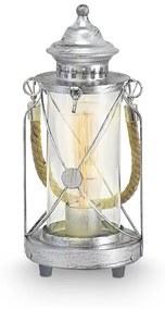 Eglo Eglo 49284 - Stolná lampa BRADFORD 1xE27/60W/230V EG49284