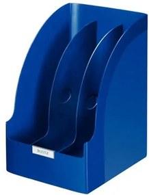 Stojan na časopisy Leitz Jumbo PLUS - Modrá, A4, 213 x 321 x 250