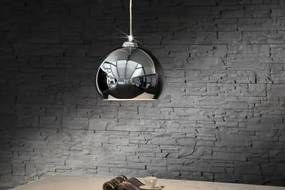 Bighome - Visiaca lampa CASSIOPEJA - strieborná