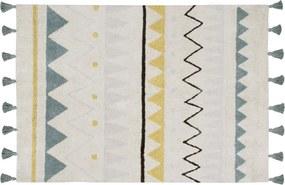 LC Bavlnený koberec Vintage Azul Rozmer: 140x200