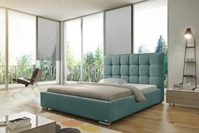 Dizajnová posteľ Jamarion 160 x 200 - 8 farebných prevedení
