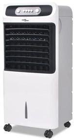 vidaXL Prenosný ochladzovač vzduchu, 80 W, 12 l, 496 m³/h
