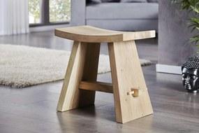 Dizajnový stolček Japan