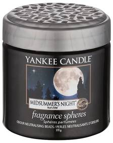 Yankee Candle voňavé perly Spheres Midsummer's Night