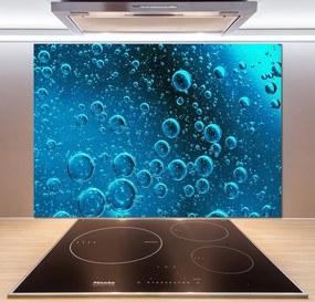 Panel do kuchyne Bubliny pod vodou pl-pksh-100x70-f-90317312