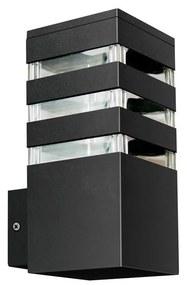 Polux Vonkajšie nástenné svietidlo TEKSAS E27/12W/230V IP44 SA1549