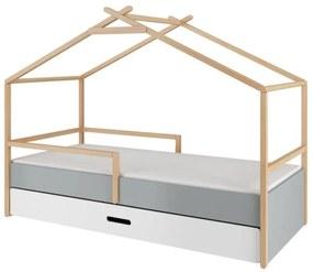 PROXIMA.store - Detská posteľ TEEPEE so šuflíkom 90x200 - Bellamy Platba: Dobierka