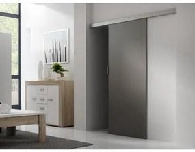 Posuvné dvere GREG 86 cm antracyt