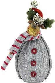 Eglo Eglo 41249 - Vianočné dekorácie SOB so šálom EG41249