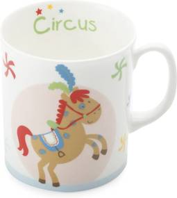 Maxwell & Williams Detský hrnček Cashmere Circus Poník 300 ml