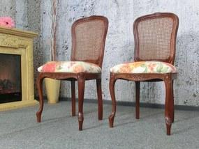 (2564) SEDIA AMORE set 2ks dobových stoličiek