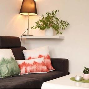 Home Elements Vankúš - 30x50 cm - červená