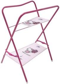 Maltex Stojan pod vaničku Hello Kitty - ružový
