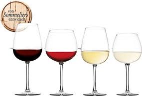 Villeroy & Boch Purismo poháre na červené víno, 0,55 l