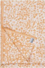 Ľanový obrus Niitty 150x260, oranžový Lapuan Kankurit