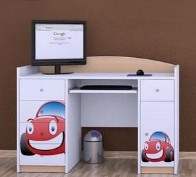 OR Písací stôl Happy Hruška B01