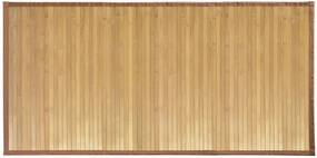 Bambusová kúpeľňová predložka iDesign Formbu Mat LG