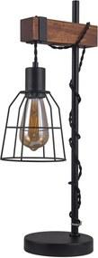 Italux TB-4793-1-L stolná lampa 1x40W   E27