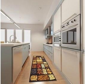 Vysokoodolný kuchynský behúň Floorita Semi, 60 × 150 cm