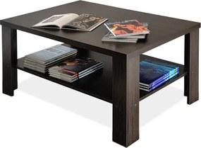 Mazzoni FALCO MINI 90x55 wenge, konferenčný stolík