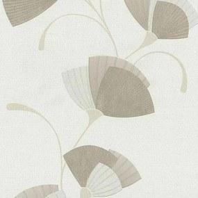 Vliesové tapety, listy hnedé, Dieter Bohlen Spotlight 245820, P+S International, rozmer 10,05 m x 0,53 m