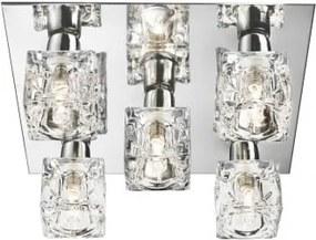 Stropné svietidlo SearchLight MAXIM LED 5LT 2275-5-LED