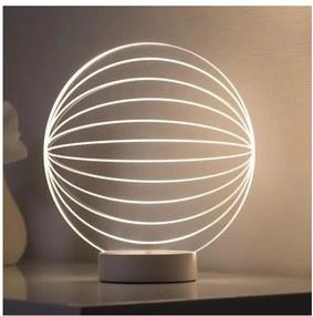 Paulmann Paulmann 79532 - LED Stolná lampa BASIC LED/3W/230V W0803A