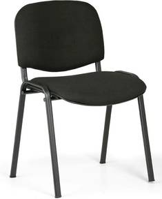Antares Konferenčná stolička VIVA 3+1 ZADARMO, čierna