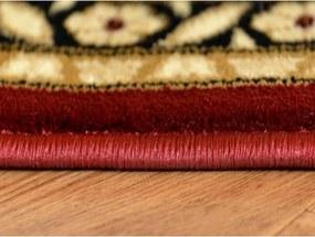 Behúň Rafa červený, Šířky běhounů 70 cm