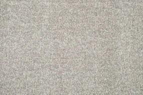 Festival koberce Kusový koberec Corvette 300 Grey - 70x140 cm