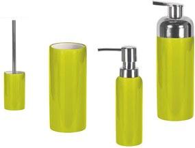 Kleine Wolke Kúpeľňová sada Pur Shiny zelená,