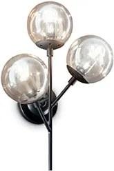 Retro a vintage svietidlo Ideal LUX KEPLER AP3 187006