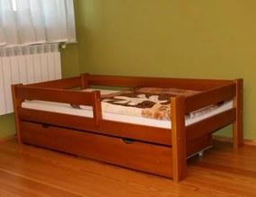 Detská posteľ Pavel 180x80 10 farebných variantov !!!