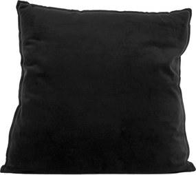 PRESENT TIME Sada 2 ks − Vankúš Luxurious XL − čierny