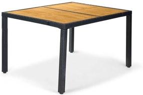 FIELDMANN FDZN 6030-PR polyratanový stôl 50003636