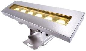 KapegoLED 730134 LED svietidlo do fontány, 24V DC, 12W, 3000K, 710lm, IP68, 211x60mm