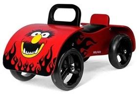 MILLY MALLY Nezaradené Detské drevené odrážadlo Milly Mally Junior red Červená |