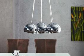 Lampa Esfera M chróm