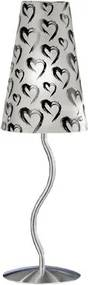 Eglo EGLO 90987 - Stolná lampa WAVY 1xE14/40W EG90987